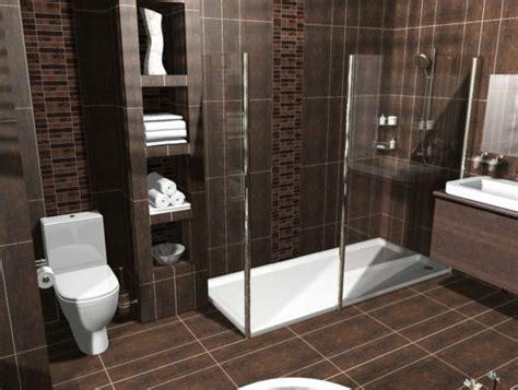 badezimmer klein ideen kleines bad einrichten 50 vorschl 228 ge daf 252 r archzine net