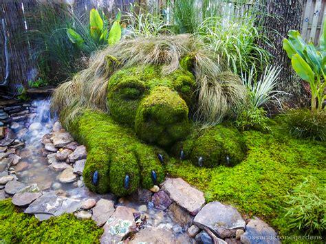 david spain moss  stone gardens