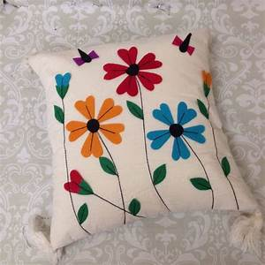 Patch, Work, Cushion, Cover