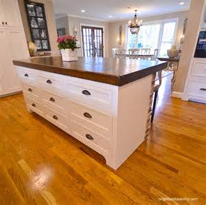 ideas for a kitchen island kitchen island ideas home trends trevey living