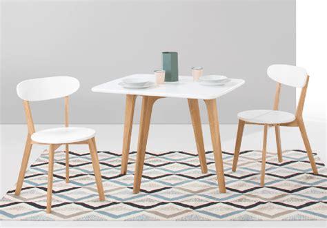 table de cuisine habitat découvrez les plus belles tables de cuisine du moment