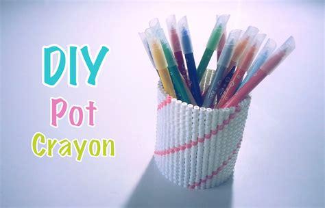 diy pot 224 crayons perles 224 repasser hama