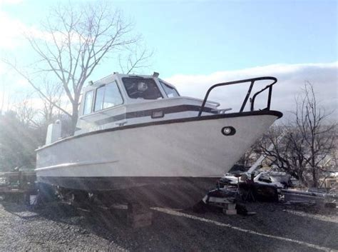 Used Aluminum Boats For Sale In New York by Used 1991 Munson 2 1991 30 X 11 5 Munson Aluminum Work