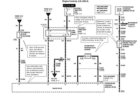 Ford Focus Fuel Pump Wiring Diagram