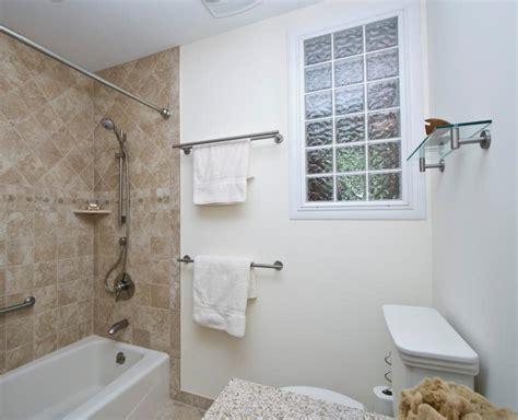 glass blocks   bathroom remodel design build planners
