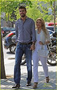 Shakira & Gerard Pique: Lunch Lovers!: Photo 2535885 ...