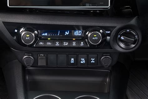toyota hilux interior features revealed