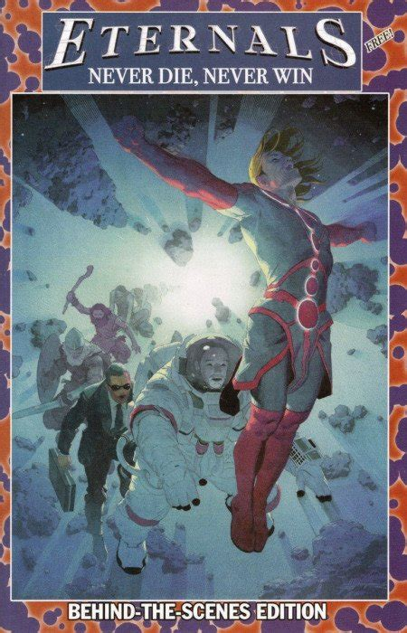 Eternals: Never Die, Never Win Edition 1 (Marvel Comics ...