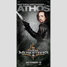 Six New 'three Musketeers' Posters Filmofilia