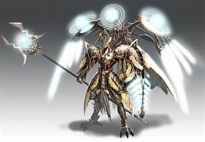 Dekaron Fantasy Warrior Medieval Mmo Rpg Ages