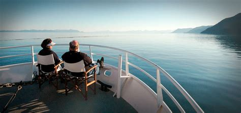 Best Small Boat Alaska Cruise by Relax Aboard Our Custom Alaska Cruise