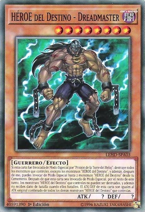 heroe del destino dreadmaster yu gi  wiki en