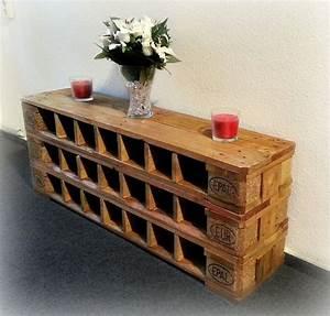 Möbel Aus Holzpaletten : m bel aus alten holzpaletten ~ Michelbontemps.com Haus und Dekorationen