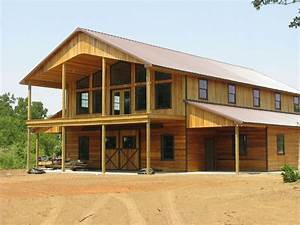 2 story pole barn homes google search home ideas With 2 story barn kit