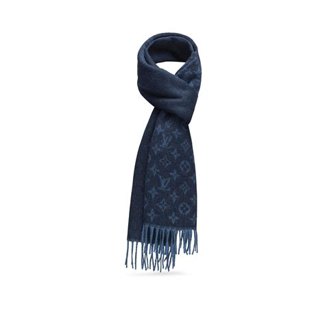monogram gradient scarf accessories louis vuitton