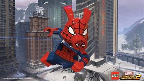 latest lego marvel super heroes  character reveals