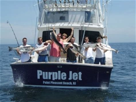 Charter Boat Fishing Jersey Shore nj fishing boats information and listings for the