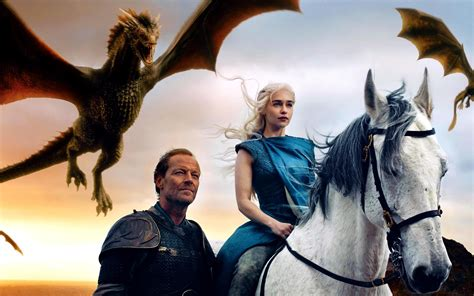 game  thrones wallpaper daenerys dragons game