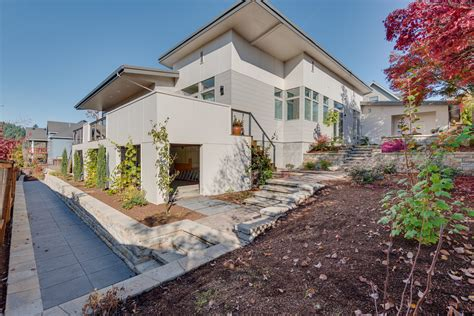 modern forest grove custom home winsome construction