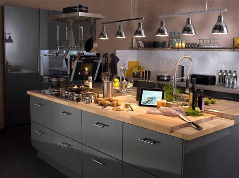 leroy merlin eclairage cuisine tout savoir sur l 39 éclairage dans la cuisine leroy merlin
