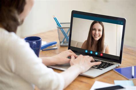Top 8 Video Job Interview Tips   Robert Half