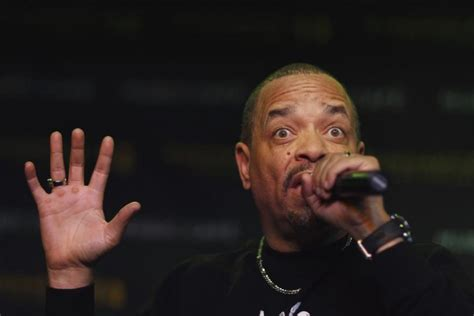 Ice-T Disrespected: After Coco Photos With AP.9, Actor ...