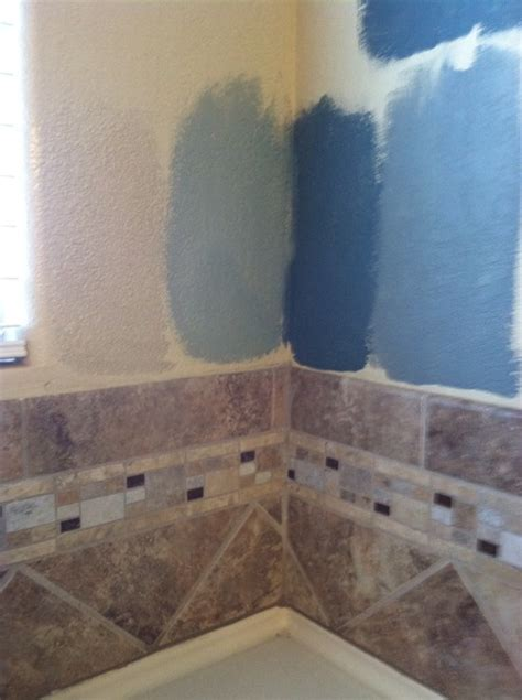 i need help with my wall color in my bathroom
