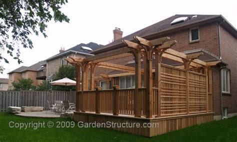 16 best images about creating exterior privacy on