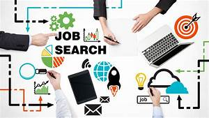 searching the job search With career search