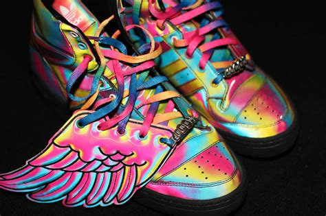 color js adidas originals by originals js wings multi