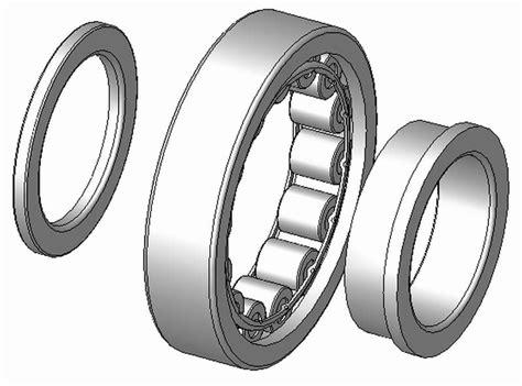types  bearings  working mechanisms explained