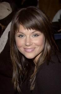 Frange Cheveux Long : 1001 coiffures avec frange asym trique bobs pinterest ~ Melissatoandfro.com Idées de Décoration