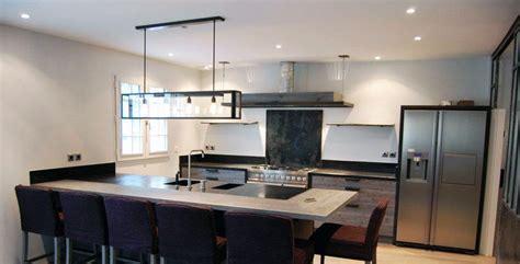 salon cuisine moderne déco salon cuisine moderne exemples d 39 aménagements
