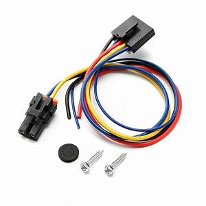 5 U00262 Wire Pigtail Blower Motor Resistor Harness Fits For