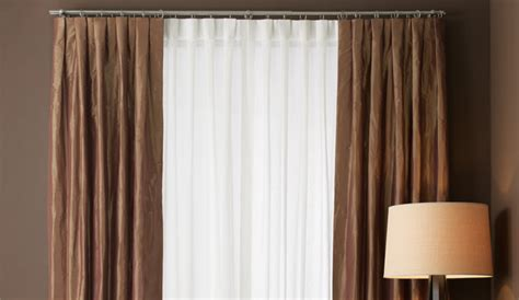 Curtains With Sheers Behind