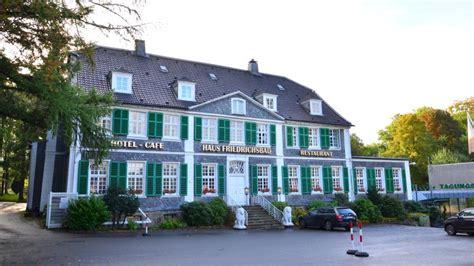 Haus Friedrichsbad Wird Zum Parkhotel Fritz Ennepetal