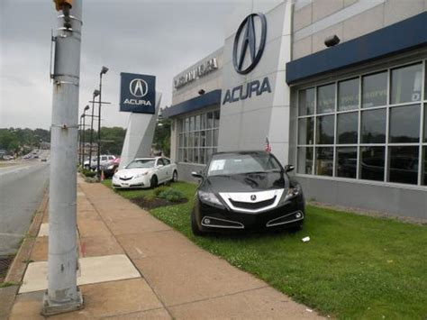sussman acura car dealership in jenkintown pa 19046