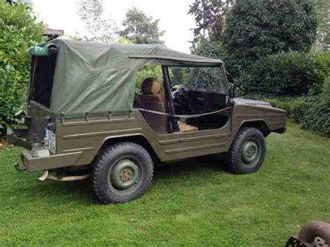 vw iltis kaufen vw iltis bw jeep gel 228 ndewagen h kennzeichen topseller