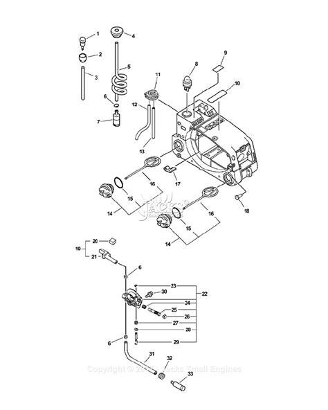 chainsaw engine schematics wiring library