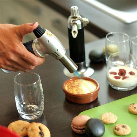 chalumeau cuisine chalumeau de cuisine pro maison futée