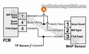 1996 Jeep Map Sensor Wiring Diagram
