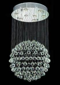 Contemporary Crystal Chandelier Lighting
