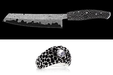 most expensive kitchen knives the world s most expensive knives
