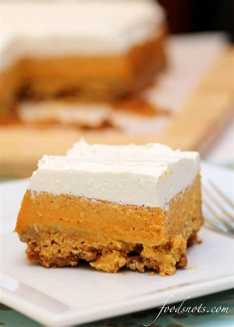 pumpkin dessert great pumpkin dessert recipe dishmaps