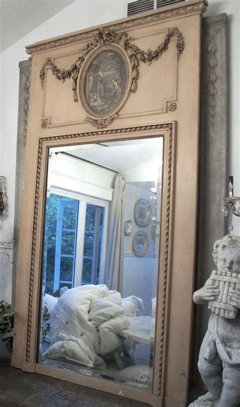 trumeau mirrors images  pinterest french style