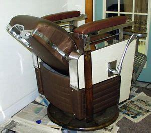 antique koken paidar kochs barber chair ash tray ashtray