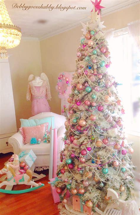 Árbol unicornios Holidays Árboles de navidad decorados
