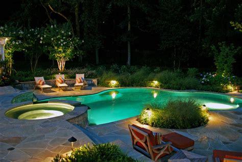 Outdoor Luxury Pool Designs  Backyard Design Ideas