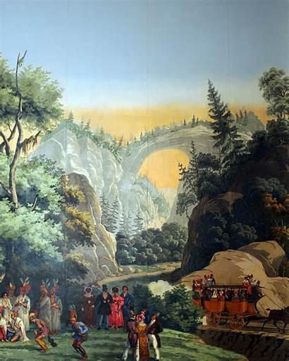 Zuber Murals Reproduction Mural Wallpapersafari French University