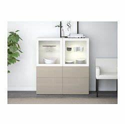 Ikea Besta Griffe : ikea best vitrine wei selsviken hochglanz klarglas wei schubladenschiene sanft ~ Markanthonyermac.com Haus und Dekorationen